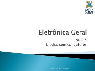 Eletrônica Geral