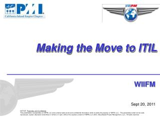 Making the Move to ITIL