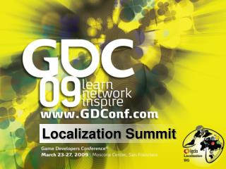 Localization Summit
