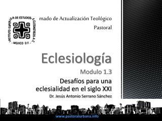 Diplomado de Actualizaci�n Teol�gico Pastoral