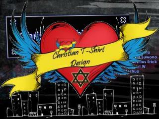 Christian T-Shirt Design