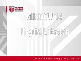 MINGGU 14
