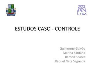 ESTUDOS CASO - CONTROLE