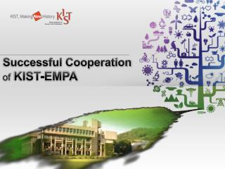 Successful Cooperation  of  KIST-EMPA