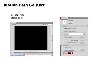 Motion Path Go Kart