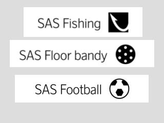 SAS Group Club logos