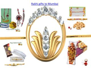Send Rakhi to Mumbai