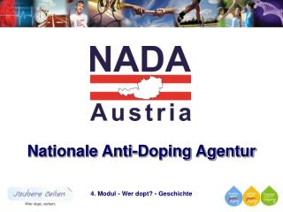 Nationale Anti-Doping Agentur