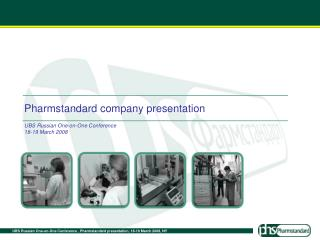 Pharmstandard company presentation