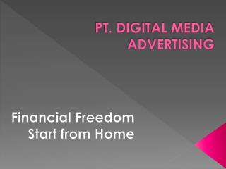 PT. DIGITAL MEDIA ADVERTISING