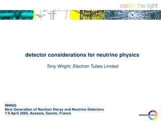 NNN05  Next Generation of Nucleon Decay and Neutrino Detectors 7-9 April 2005, Aussois, Savoie, France