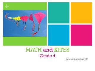 MATH  and  KITES Grade 4