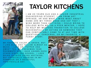Taylor Kitchens