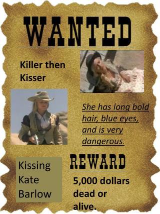 Killer then Kisser