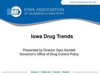 Iowa Drug Trends
