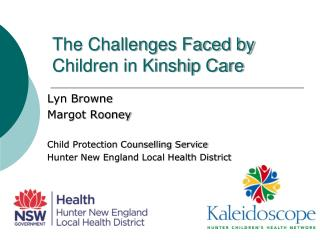 The Challenges Faced by Children in Kinship Care