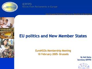 EU politics and New Member States