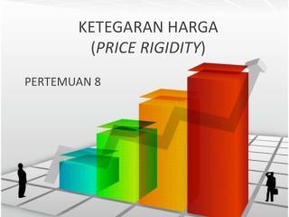 KETEGARAN HARGA     ( PRICE RIGIDITY )