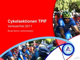Cykelsektionen  TPIF
