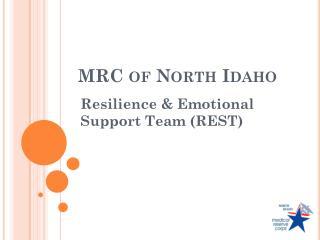 MRC of North Idaho