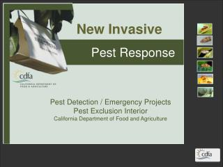 Pest Detection / Emergency Projects Pest Exclusion Interior
