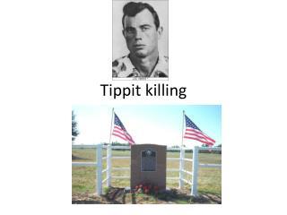 Tippit  killing