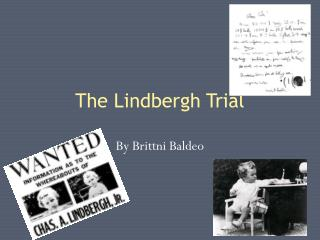 The Lindbergh Trial