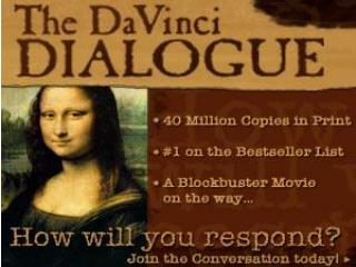 Thousands Of New Testament Manuscripts Say  Da Vinci Code  Is But A Work Of Fiction ARTHUR DURNAN MINISTRIES OF CANADA