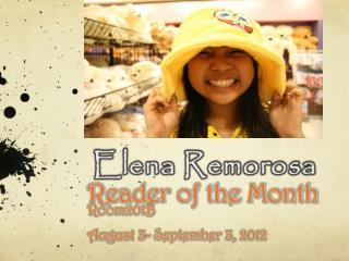 Elena  Remorosa