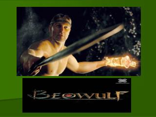 Beowulf : The Beginning of English Literature