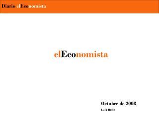 Diario  el Eco nomista