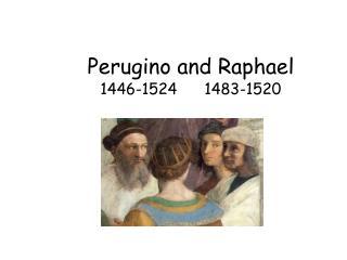 Perugino and Raphael
