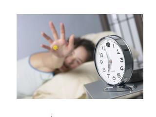 Me despierto á la cinco
