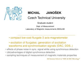 MICHAL       JANOŠEK