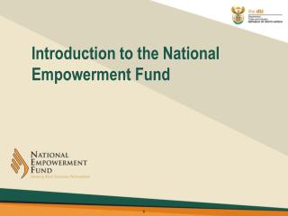 Introduction to the National Empowerment Fund