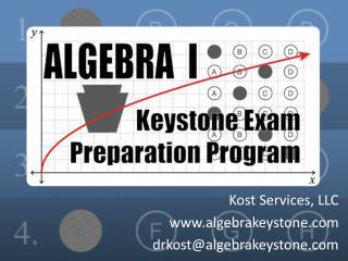 Kost Services, LLC algebrakeystone drkost@ algebrakeystone