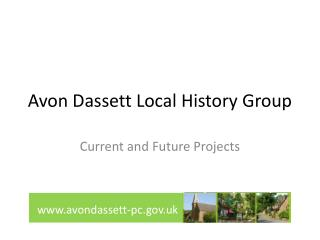 Avon  Dassett  Local History Group