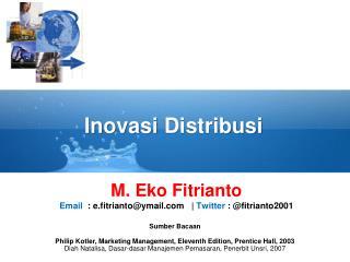 Inovasi Distribusi
