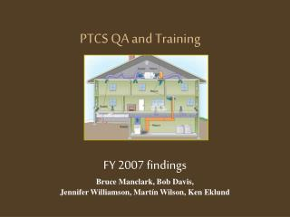 PTCS QA and Training