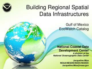Building Regional Spatial Data Infrastructures