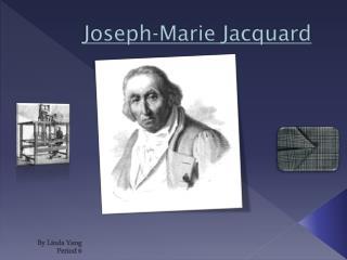 Joseph-Marie Jacquard
