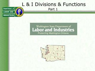 L  I Divisions  Functions Part 1