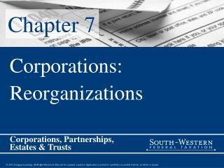 Corporations:  Reorganizations