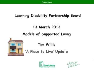 Learning Disability  Partnership Board