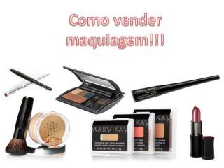 Como vender maquiagem!!!!