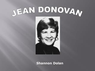 Shannon Dolan
