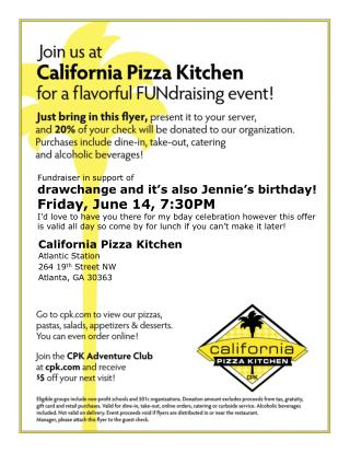 California Pizza Kitchen Atlantic Station 264 19 th  Street NW Atlanta, GA 30363