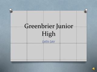Greenbrier Junior High