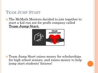Team Jump  Start