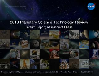 2010 Planetary Science Technology Review